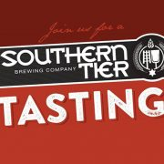 Southern Tier, Colter Bay, Beer Tasting